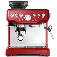 Sage BES870 Espresso červené - Pákový kávovar