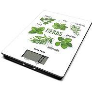Salter 1171HRDR design bylinky - Kuchyňská váha