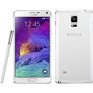 Samsung Galaxy Note 4 (SM-N910F) Frost White - Mobilní telefon