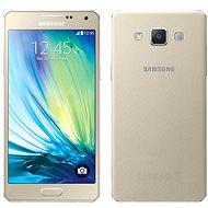 Samsung Galaxy A5 (SM-A500F) Champagne Gold - Mobilní telefon
