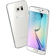 Samsung Galaxy S6 edge (SM-G925F) 32GB White Pearl - Mobilní telefon