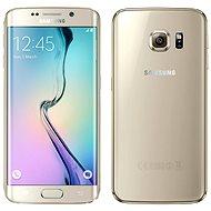 Samsung Galaxy S6 edge (SM-G925F) 32GB Gold Platinum - Mobilní telefon