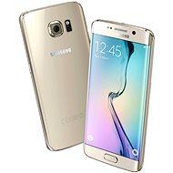 Samsung Galaxy S6 edge (SM-G925F) 128GB Gold Platinum - Mobilní telefon