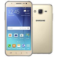 Samsung Galaxy J5 Duos zlatý - Mobilní telefon