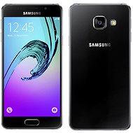 Samsung Galaxy A3 (2016) černý - Mobilní telefon