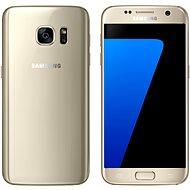 Samsung Galaxy S7 zlatý - Mobilní telefon