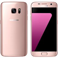 Samsung Galaxy S7 růžový - Mobilní telefon