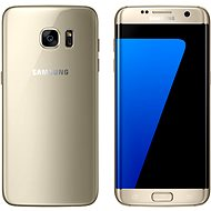 Samsung Galaxy S7 edge zlatý - Mobilní telefon