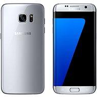 Samsung Galaxy S7 edge stříbrný - Mobilní telefon