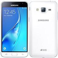 Samsung Galaxy J3 Duos (2016) bílý - Mobilní telefon