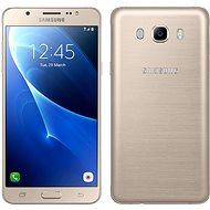 Samsung Galaxy J7 (2016) zlatý - Mobilní telefon