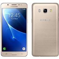 Samsung Galaxy J5 Duos (2016) zlatý - Mobilní telefon