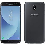 Samsung Galaxy J7 (2017) Duos černý - Mobilní telefon