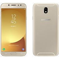 Samsung Galaxy J7 (2017) - Gold - Mobile Phone