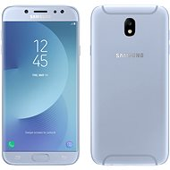 Samsung Galaxy J7 (2017) Duos modrý - Mobilní telefon