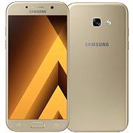 Samsung Galaxy A5 (2017) zlatý - Mobilní telefon