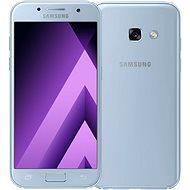 Samsung Galaxy A3 (2017) modrý - Mobilní telefon