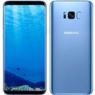 Samsung Galaxy S8+ modrý - Mobilní telefon