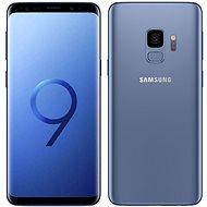 Samsung Galaxy S9 Duos modrý - Mobilní telefon