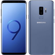 Samsung Galaxy S9+ Duos modrý - Mobilní telefon