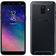 Samsung Galaxy A6 černý - Mobilní telefon