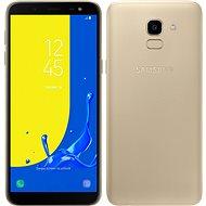 Samsung Galaxy J6 Duos zlatý - Mobilní telefon
