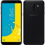 Samsung Galaxy J6 Duos černý - Mobilní telefon