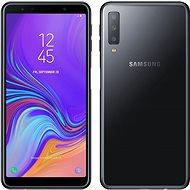 Samsung Galaxy A7 Dual SIM černá - Mobilní telefon
