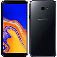 Samsung Galaxy J4+ Dual SIM černá - Mobilní telefon