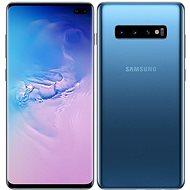 Samsung Galaxy S10+ Dual SIM 128GB modrá - Mobilní telefon