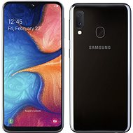 Samsung Galaxy A20e Dual SIM Black - Mobile Phone