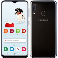 Samsung Galaxy A20e Dual SIM černá v limitované edici od Seznamu