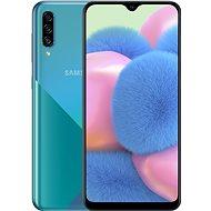 Samsung Galaxy A30s zelená - Mobilní telefon