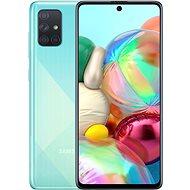 Samsung Galaxy A71 modrá - Mobilní telefon