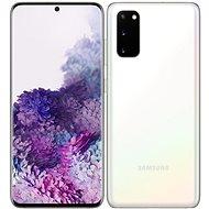 Samsung Galaxy S20 bílá