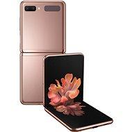 Samsung Galaxy Z Flip 5G bronzová - Mobilní telefon