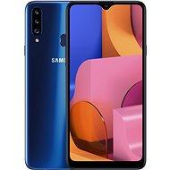 Samsung Galaxy A20s modrá - Mobilní telefon