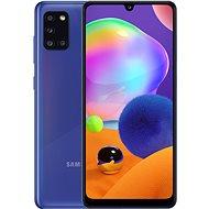 Samsung Galaxy A31 modrá - Mobilní telefon