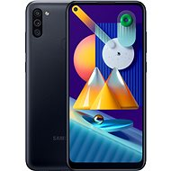 Samsung Galaxy M11 černá - Mobilní telefon