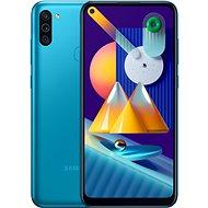 Samsung Galaxy M11 modrá - Mobilní telefon