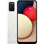 Samsung Galaxy A02s bílá - Mobilní telefon