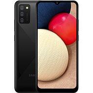 Samsung Galaxy A02s černá - Mobilní telefon