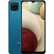 Samsung Galaxy A12 64GB modrá - Mobilní telefon