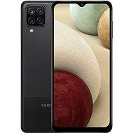 Samsung Galaxy A12 32GB černá - Mobilní telefon