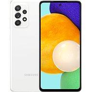 Samsung Galaxy A52 5G bílá - Mobilní telefon