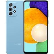 Samsung Galaxy A52 modrá - Mobilní telefon