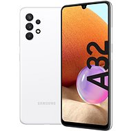 Samsung Galaxy A32 bílá - Mobilní telefon