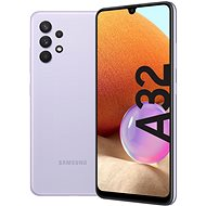 Samsung Galaxy A32 fialová - Mobilní telefon