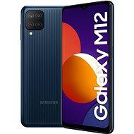 Samsung Galaxy M12 64GB černá - Mobilní telefon