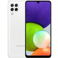 Samsung Galaxy A22 64GB bílá - Mobilní telefon
